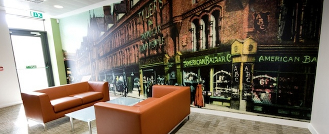 Ancestrycom Office Fit Out Dublin 2 OCSC