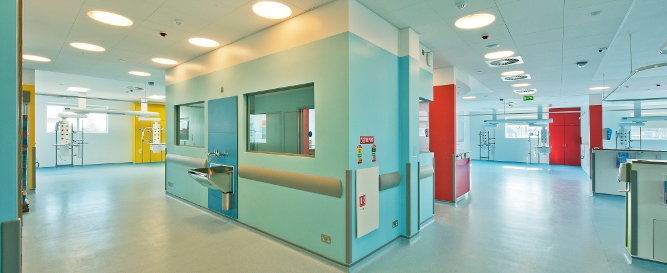 Paediatric Intensive Care Unit, Our Lady's Children's ...