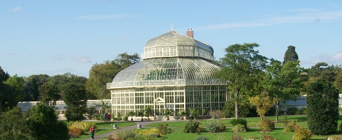 Palm House Botanic Gardens
