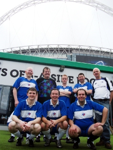 OCSC Play at Wembley