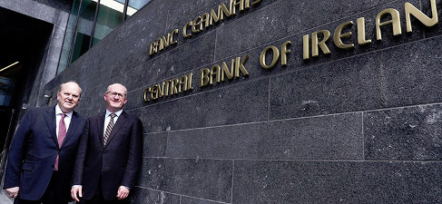 Central Bank of Ireland - Inauguration